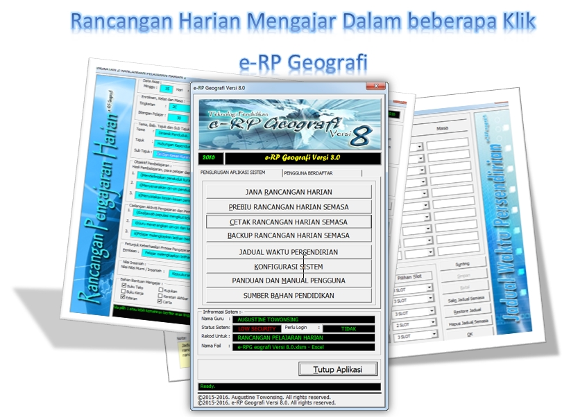 e-rp geografi what is
